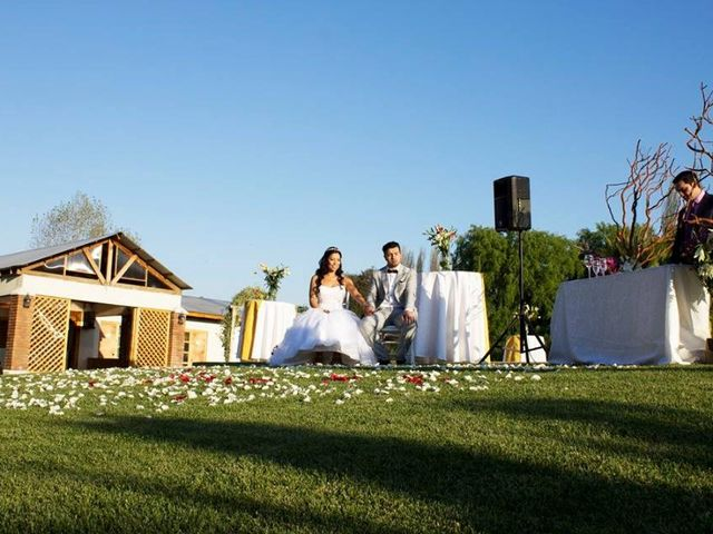 El matrimonio de Luis Felipe y Roxana en Paine, Maipo 1
