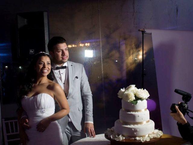 El matrimonio de Roxana y Luis Felipe