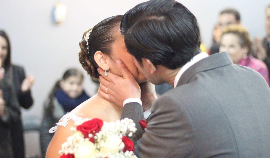 El matrimonio de Israel  y Francisca  en Talca, Talca