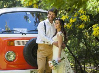 El matrimonio de Catalina y Nicolás 3
