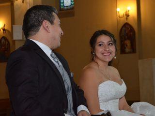 El matrimonio de Luis y Yanira 2