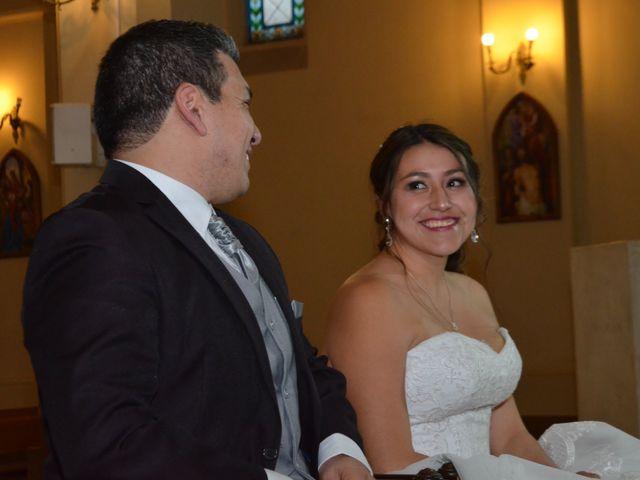 El matrimonio de Yanira y Luis en Pirque, Cordillera 2