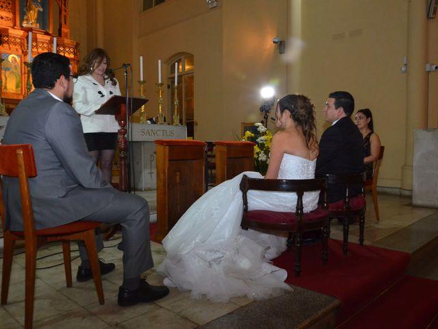 El matrimonio de Yanira y Luis en Pirque, Cordillera 3