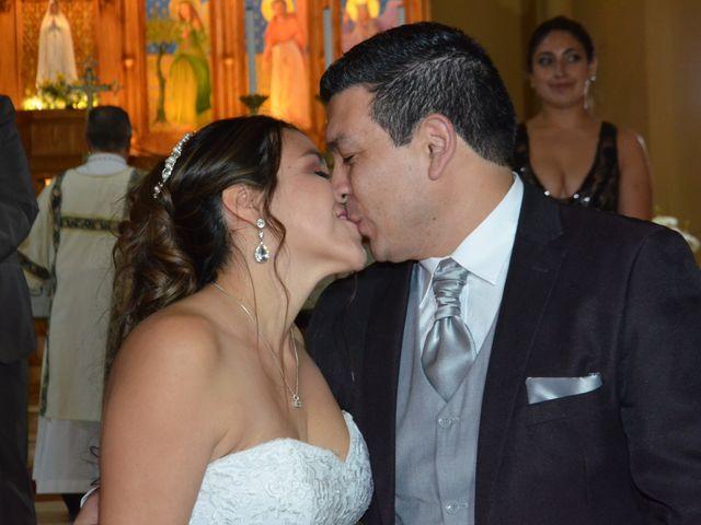 El matrimonio de Yanira y Luis en Pirque, Cordillera 4