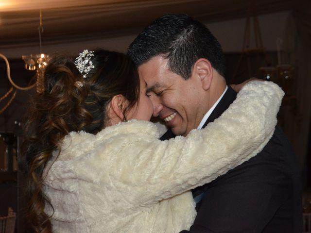 El matrimonio de Yanira y Luis en Pirque, Cordillera 5
