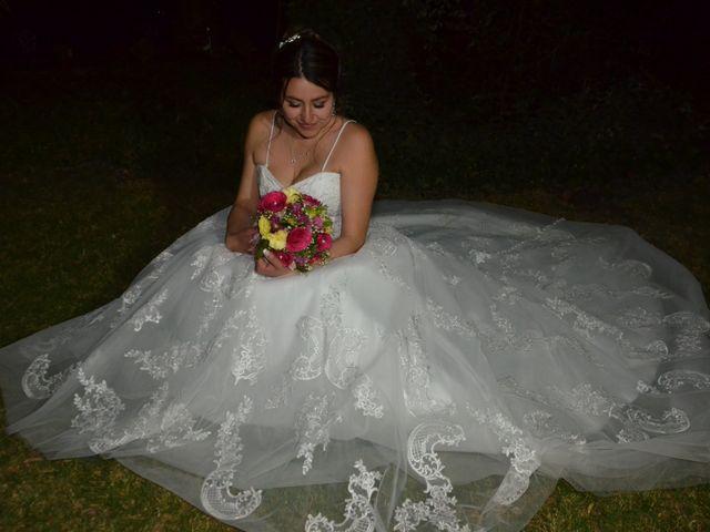 El matrimonio de Yanira y Luis en Pirque, Cordillera 6