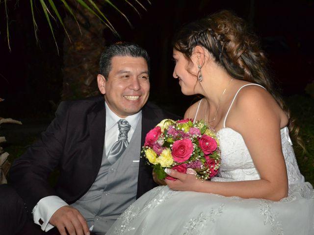 El matrimonio de Yanira y Luis en Pirque, Cordillera 7