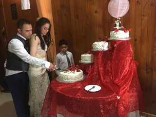 El matrimonio de Marizú y Gilberto