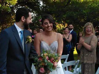 El matrimonio de Mónica y Wilson 2