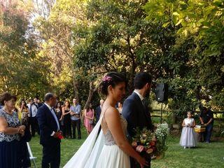El matrimonio de Mónica y Wilson 3