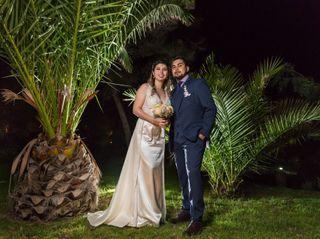 El matrimonio de Joseline y Cristian