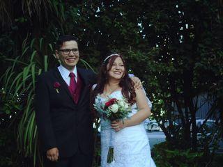 El matrimonio de Libby  y Felipe  1