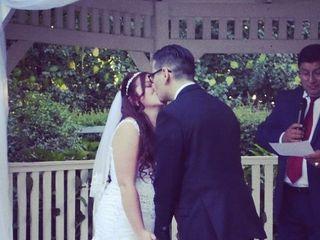 El matrimonio de Libby  y Felipe  2