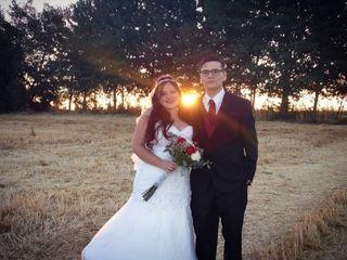 El matrimonio de Libby  y Felipe