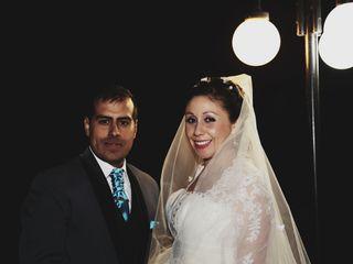 El matrimonio de Carolina y Iván 1