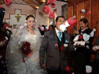 El matrimonio de Carolina y Iván 3