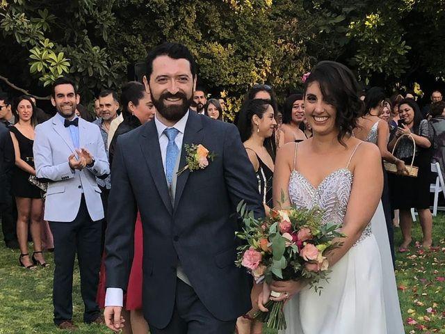 El matrimonio de Mónica y Wilson