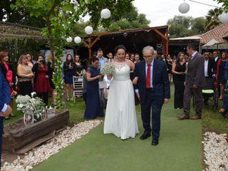 El matrimonio de Juan Carlos y Andrea 1
