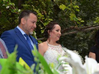El matrimonio de Juan Carlos y Andrea 3