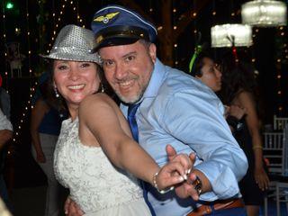 El matrimonio de Juan Carlos y Andrea