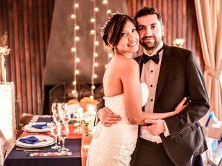 El matrimonio de Jennifer y Samuel