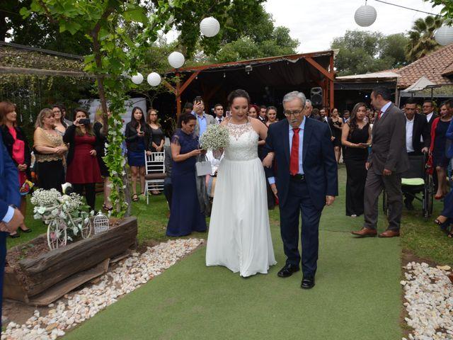 El matrimonio de Andrea y Juan Carlos en Huechuraba, Santiago 2