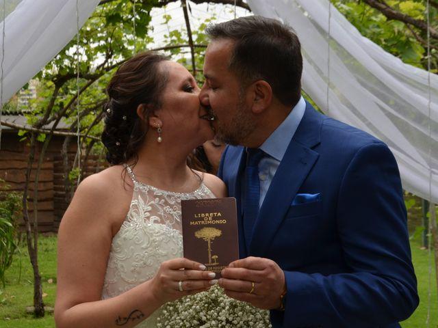 El matrimonio de Andrea y Juan Carlos en Huechuraba, Santiago 6