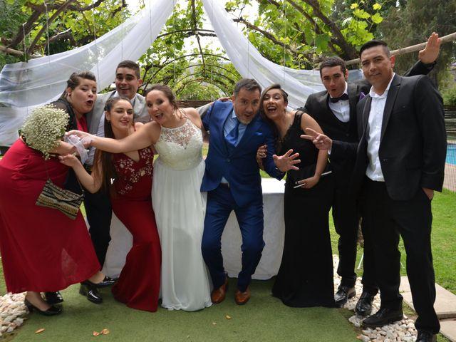 El matrimonio de Andrea y Juan Carlos en Huechuraba, Santiago 7
