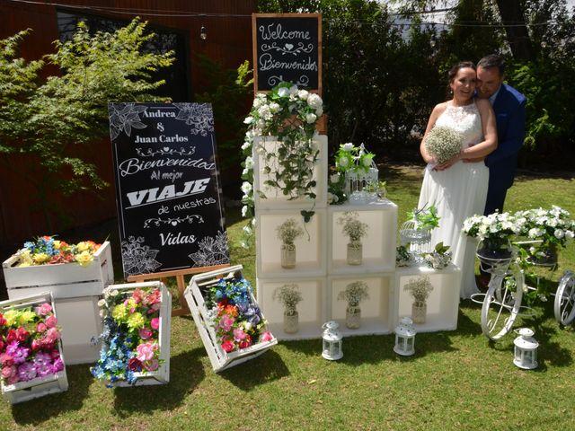 El matrimonio de Andrea y Juan Carlos en Huechuraba, Santiago 9