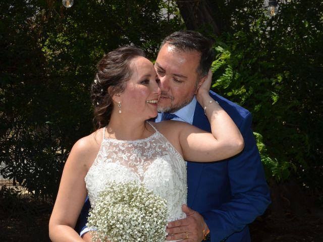 El matrimonio de Andrea y Juan Carlos en Huechuraba, Santiago 10