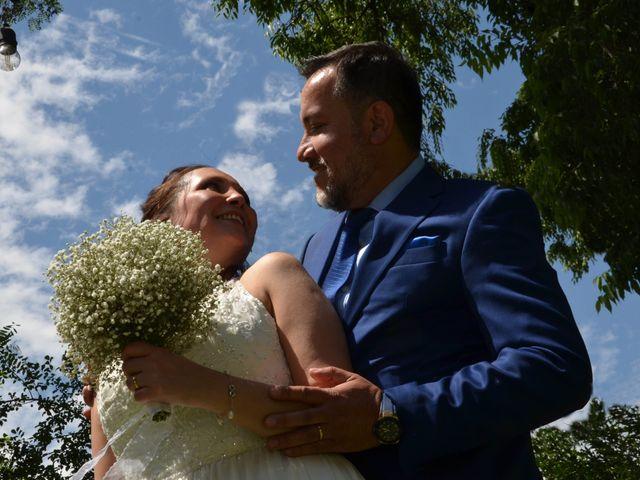El matrimonio de Andrea y Juan Carlos en Huechuraba, Santiago 1