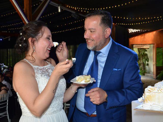 El matrimonio de Andrea y Juan Carlos en Huechuraba, Santiago 11