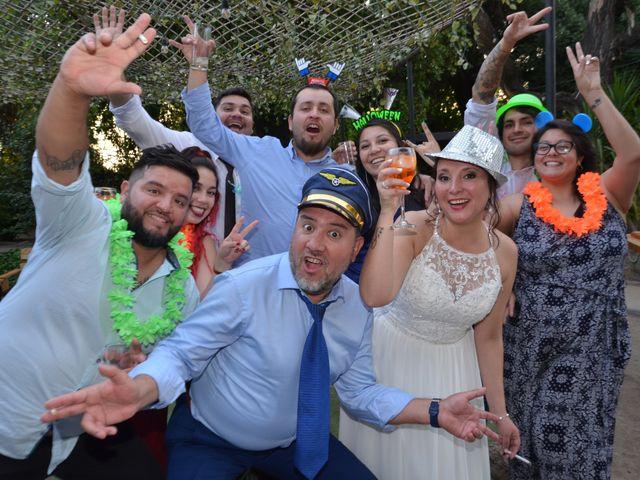 El matrimonio de Andrea y Juan Carlos en Huechuraba, Santiago 14