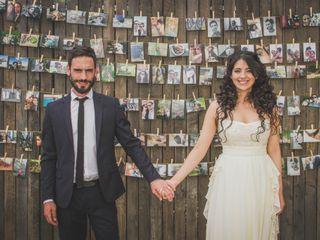 El matrimonio de Constanza y Diego