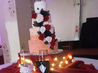 El matrimonio de Cristian y Constanza 2