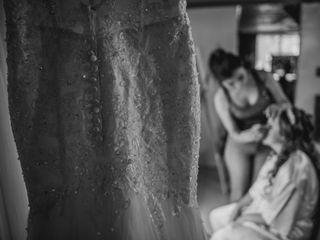 El matrimonio de Nismey  y Jonathan  1