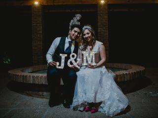 El matrimonio de Nismey  y Jonathan