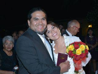 El matrimonio de Cindy y Patricio