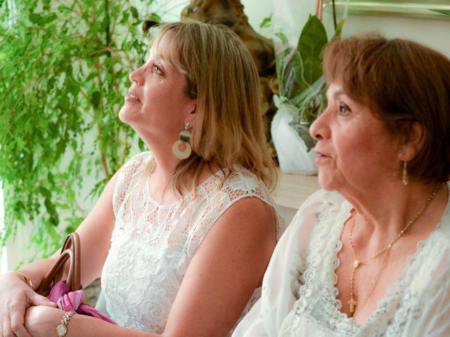 El matrimonio de Gonzálo y Marjorie en Colina, Chacabuco 8
