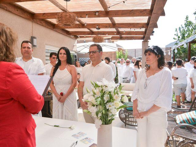 El matrimonio de Gonzálo y Marjorie en Colina, Chacabuco 16