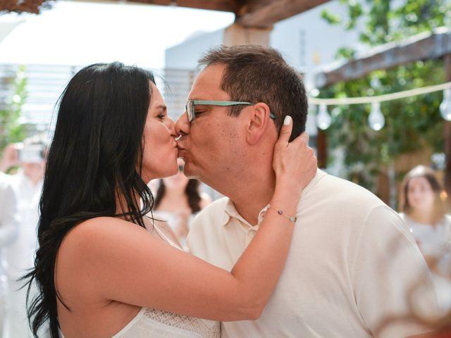El matrimonio de Gonzálo y Marjorie en Colina, Chacabuco 1