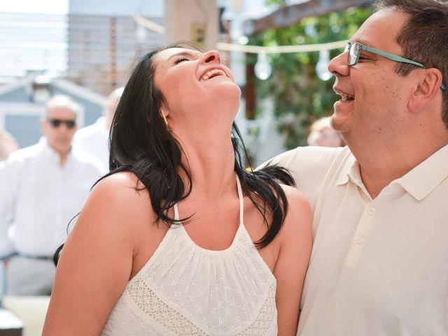 El matrimonio de Marjorie y Gonzálo
