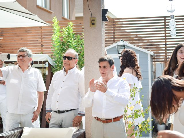 El matrimonio de Gonzálo y Marjorie en Colina, Chacabuco 34