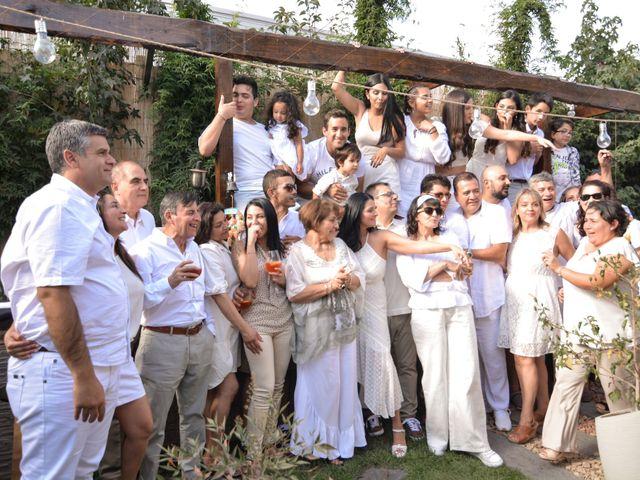 El matrimonio de Gonzálo y Marjorie en Colina, Chacabuco 69
