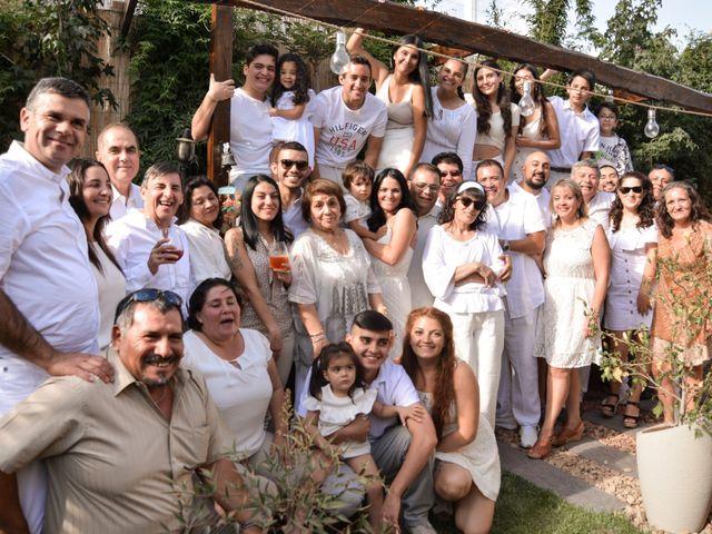 El matrimonio de Gonzálo y Marjorie en Colina, Chacabuco 70