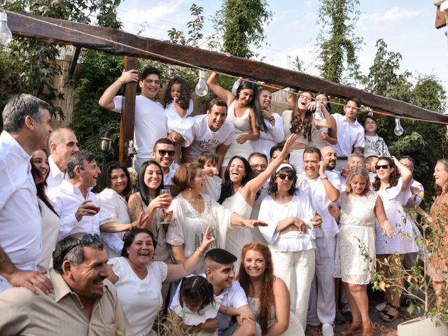 El matrimonio de Gonzálo y Marjorie en Colina, Chacabuco 72