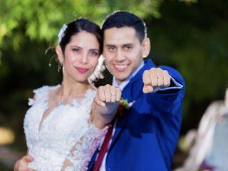 El matrimonio de Tania y Jorge 2