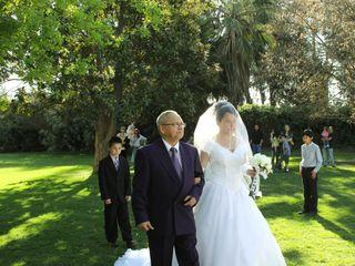 El matrimonio de Lorena y Rodrigo 2