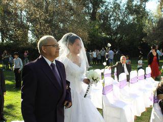 El matrimonio de Lorena y Rodrigo 3