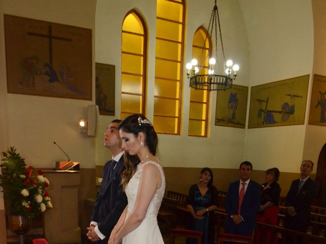 El matrimonio de Francesca y Mauricio en Las Condes, Santiago 7